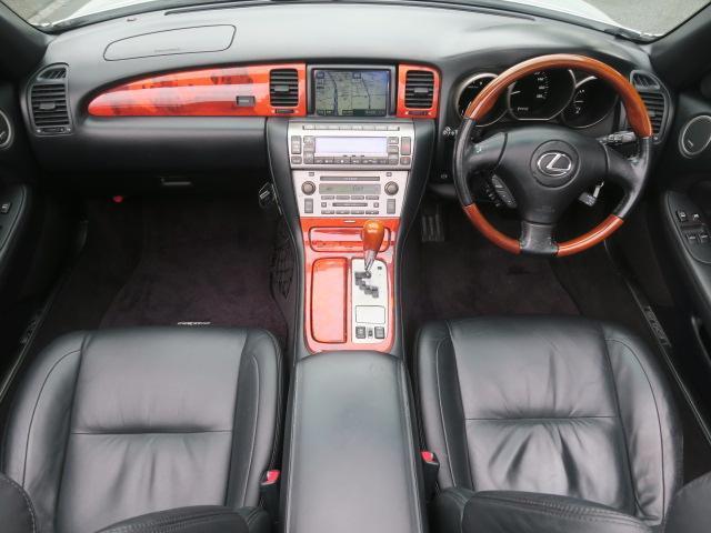 SC430 ナビ 車高調 RAYSアルミ 黒革 キーレス クルコン マークレビンソン HID(7枚目)
