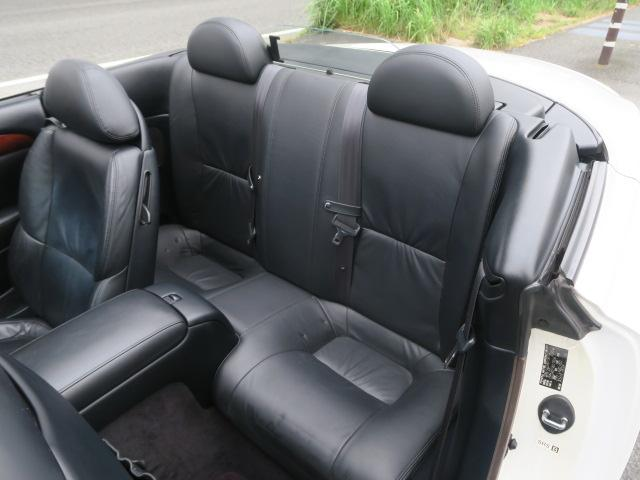 SC430 ナビ 車高調 RAYSアルミ 黒革 キーレス クルコン マークレビンソン HID(19枚目)