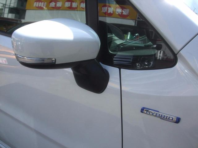 スズキ ワゴンRスティングレー ハイブリッドX 4WD ナビTV Bモニタ ETC
