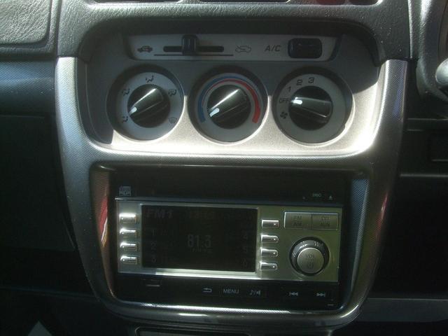 CD ラジオ ビデオ入力端子付き