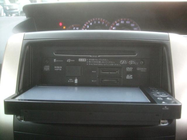 Si レイッシュ SDナビ フルセグTV DVDビデオ CD バックモニタ ETC 両側パワースライドドア 7人乗り パドルシフト プッシュスタート オートエアコン スマートキー HIDライト フォグランプ(9枚目)
