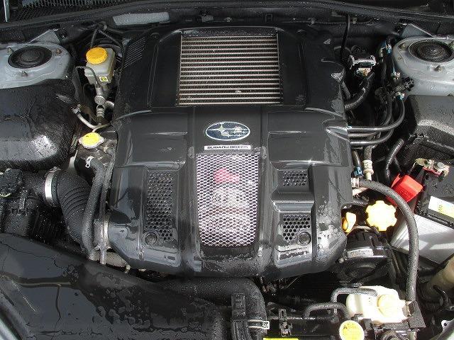 スバル レガシィツーリングワゴン 2.0GTスペックB ETC 純正ビルシュタイン HID