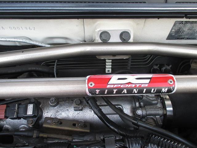 三菱 ランサー GSRエボリューションVII ブリッツ車高調 タイベル済み