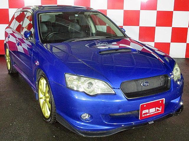 2.0GTスペックB WR-LTD 2004イカリングライト(4枚目)