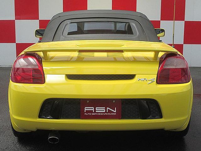 Sエディション SDナビ ワンセグ 社外エキマニ ブリッツ車高調 後期ルック HID ETC リヤスポ 記録簿(8枚目)