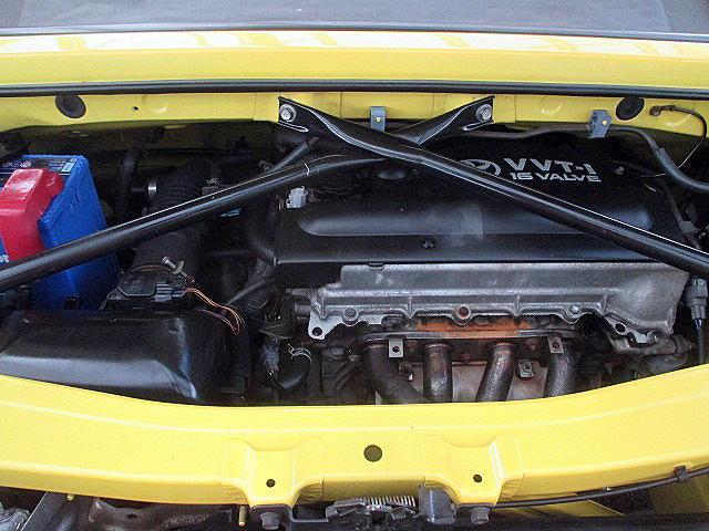 Sエディション SDナビ ワンセグ 社外エキマニ ブリッツ車高調 後期ルック HID ETC リヤスポ 記録簿(19枚目)