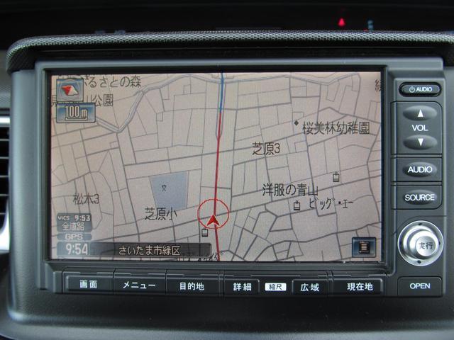 スパーダS Z HDDナビパッケージ HiD HDDナビ(6枚目)