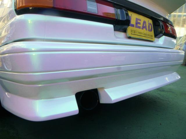 トヨタ カローラレビン GTV AE101エンジンOH換装