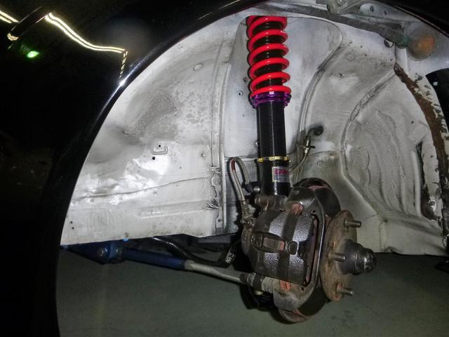 トヨタ スプリンタートレノ GT APEX ORCシングルメタルクラッチ TRD LSD