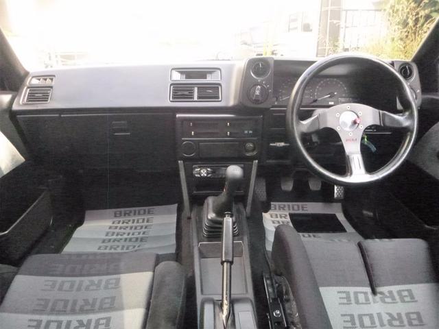 トヨタ カローラレビン GT AE92前期エンジン換装 TRD 2wayLSD