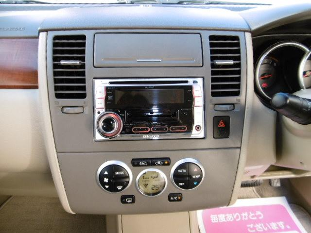 日産 ティーダラティオ 15M ディスチャージライト キーレス CDMD