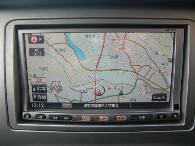 ターボ HDDナビ 車高調 SSグレード内装(5枚目)