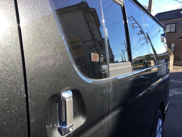 トヨタ ハイエースバン ロングスーパーGL パイオニアナビ ETC キーレス 記録簿