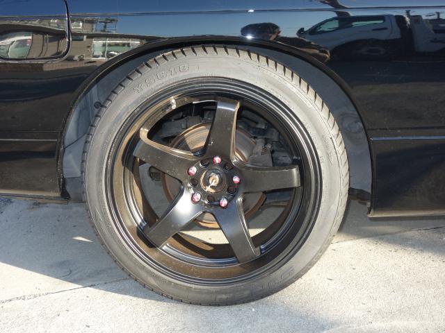 改6速S15ターボエンジン公認車 自社製作車 新品車高調AW(13枚目)