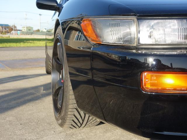 改6速S15ターボエンジン公認車 自社製作車 新品車高調AW(15枚目)