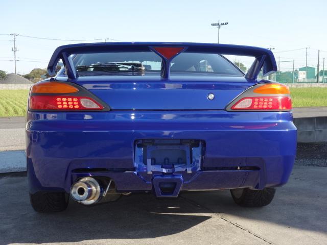 スペックS改18AW フルタップ車高調 マフラー リップスポ(5枚目)