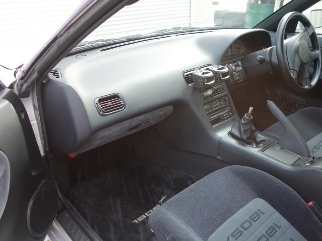 6速改S15ターボエンジン公認車新品車高調18AW自社製作車(16枚目)
