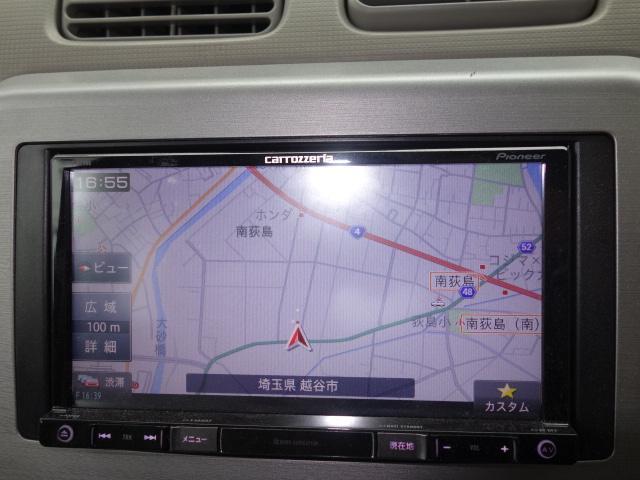 X 楽ナビ テレビ キーレス 新品BSタイヤ交換済み(19枚目)
