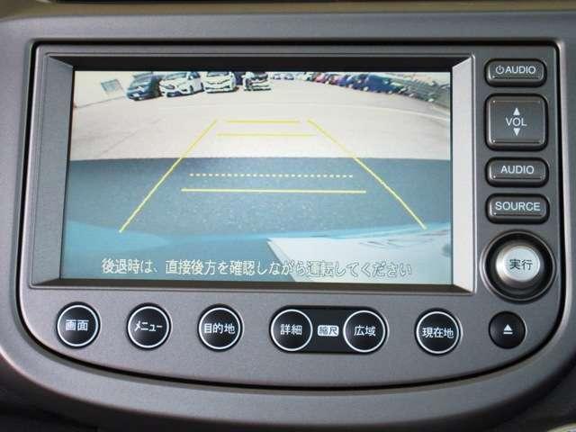 ホンダ フィット X 純正HDDナビRカメラ ETC