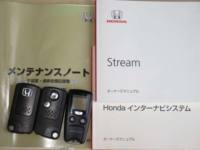 RSZ HDDナビパッケージ 純正HDDナビRカメラ ETC(19枚目)