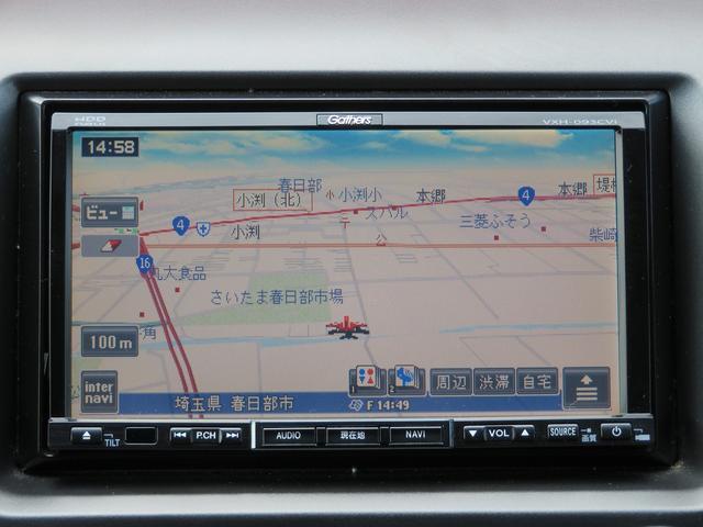 タイプR 後期 6速MT 純正HDDナビTV 社外マフラー(9枚目)