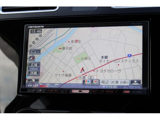 2.0i-L アイサイト 後期モデル 社外ナビTV 4WD(9枚目)