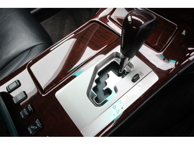 Cタイプ Fパッケージ 後期型 マークレビンソン サンルーフ 黒革ヒーター付きシート 純正HDDナビ 障害物センサー クルーズコントロール オートライト ETC付き 純正17AW  スマートキー(13枚目)