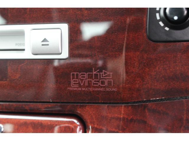 Cタイプ Fパッケージ 後期型 マークレビンソン サンルーフ 黒革ヒーター付きシート 純正HDDナビ 障害物センサー クルーズコントロール オートライト ETC付き 純正17AW  スマートキー(15枚目)
