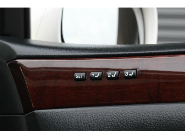 Cタイプ Fパッケージ 後期型 マークレビンソン サンルーフ 黒革ヒーター付きシート 純正HDDナビ 障害物センサー クルーズコントロール オートライト ETC付き 純正17AW  スマートキー(25枚目)