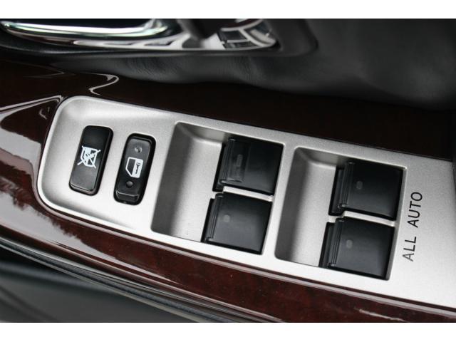 Cタイプ Fパッケージ 後期型 マークレビンソン サンルーフ 黒革ヒーター付きシート 純正HDDナビ 障害物センサー クルーズコントロール オートライト ETC付き 純正17AW  スマートキー(26枚目)