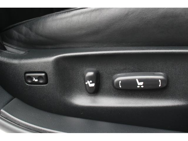 Cタイプ Fパッケージ 後期型 マークレビンソン サンルーフ 黒革ヒーター付きシート 純正HDDナビ 障害物センサー クルーズコントロール オートライト ETC付き 純正17AW  スマートキー(27枚目)