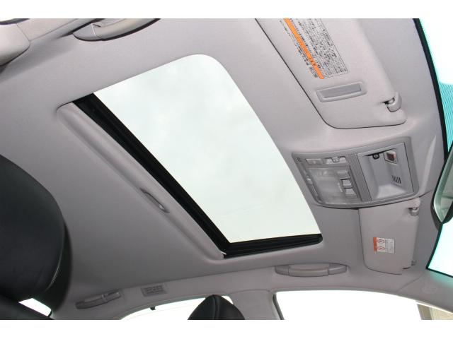 Cタイプ Fパッケージ 後期型 マークレビンソン サンルーフ 黒革ヒーター付きシート 純正HDDナビ 障害物センサー クルーズコントロール オートライト ETC付き 純正17AW  スマートキー(28枚目)