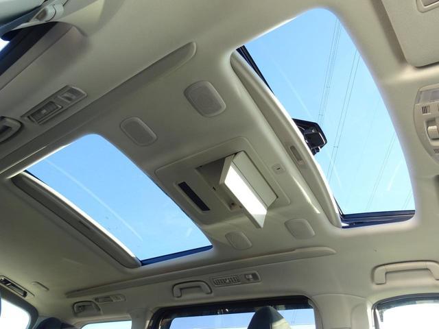 【希少オプション】ツインサンルーフ装備車両!高級感もアップ、大人気オプション解放感溢れる快適なドライブをお楽しみください♪
