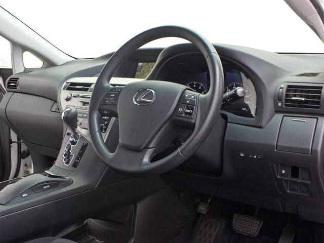 レクサス RX RX350 バージョンS 後期仕様スピンドルグリル 19AW