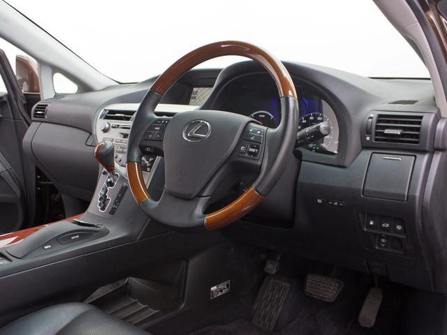 レクサス RX RX450h VerL後期仕様スピンドルサンルーフ 本革