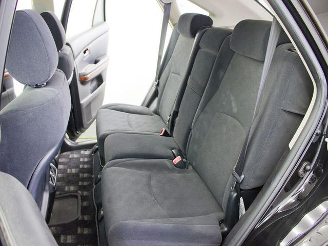 トヨタ ハリアー 240G 後期型 ツインフォグエアロ 新品22インチAW