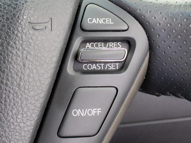 オートクルーズコントロール装備!高速道路ではアクセル踏まずのドライブが可能です!