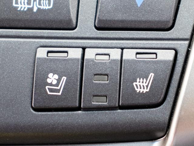 ★快適エアシート&シートヒーターを装備しています!高級車ならではの装備です!シートが暖まる機能!シートから冷風が出る機能!どちらも付いています!!寒い冬も、暑い夏も快適にご乗車頂けますよ!!