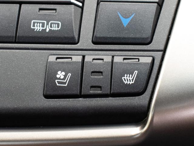 快適エアシート&シートヒーターを装備しています!高級車ならではの装備です!シートが暖まる機能!シートから冷風が出る機能!どちらも付いています!!寒い冬も、暑い夏も快適にご乗車頂けますよ!!