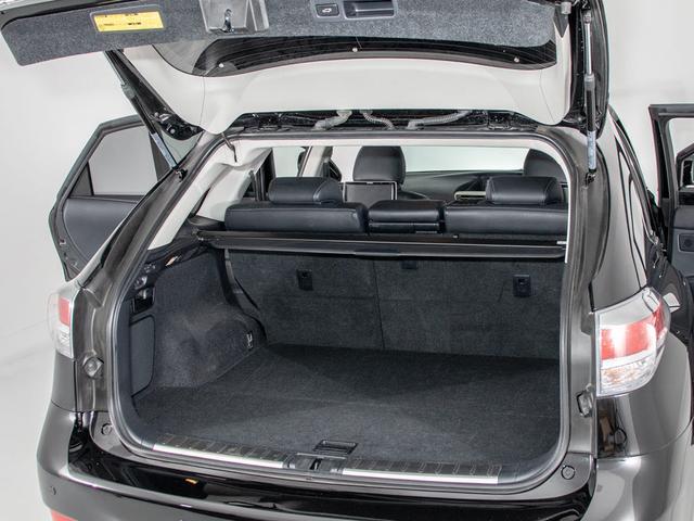 RX450h バージョンL 現行Fスポーツタイプ/黒本革シート/サンルーフ/4WD/パワーバックドア/冷暖房シート/パワーシート/サイド&バックカメラ/フルセグ/LEDヘッドライト/ETC/ステアリングヒーター(18枚目)