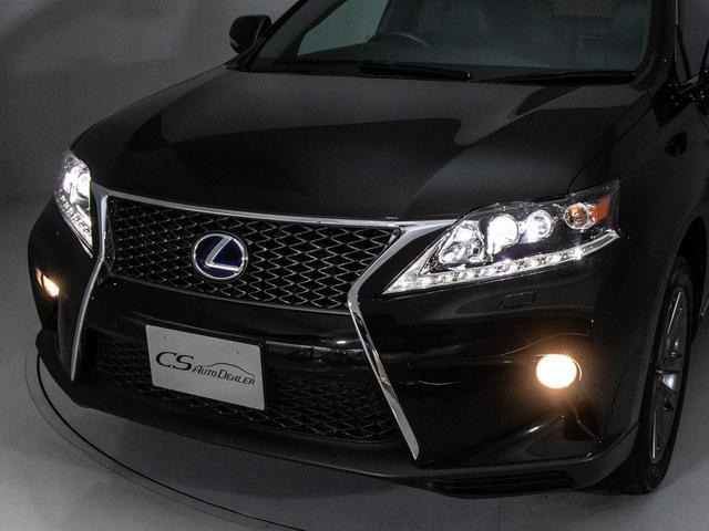 RX450h Fスポーツ 黒本革シート/パワーバックドア/メーカーHDDナビ/サイド&バックカメラ/LEDヘッドライト/パワ-シート/シートヒーター/ETC/4WD/クルーズコントロール/ヘッドアップディスプレイ(13枚目)
