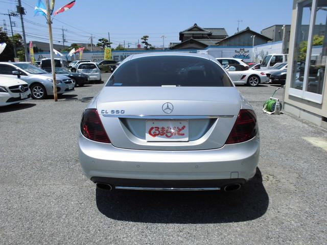 メルセデス・ベンツ M・ベンツ CL550AMGスポーツPKG ナビバックモニター