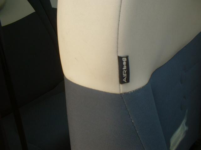 サイドエアーバックがついています。大切な方を安全と安心でお守りします。また、任意保険料もおやすくなるので、財布にもやさしいですよ。
