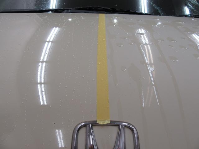 水滴が残りにくいのでボディーへの水垢の付着を軽減します。