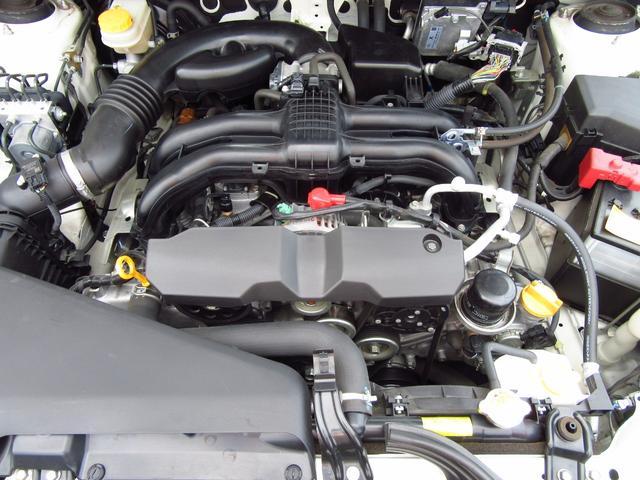 低重心、軽量コンパクトな水平対向エンジン!安心してお乗りいただけるように整備士がしっかりと心をこめて整備しております。