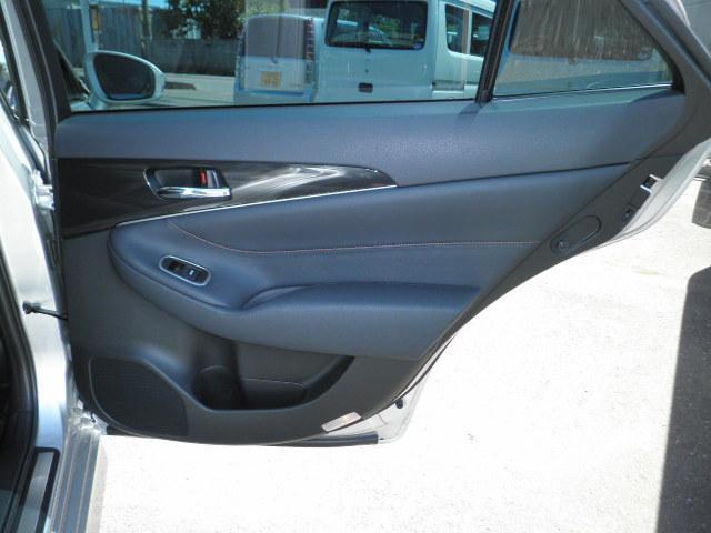 トヨタ クラウンハイブリッド アスリートS 純正HDD バックカメラ 社外19インチアルミ