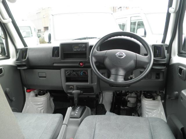 NISSAN NV100CLIPPER VAN