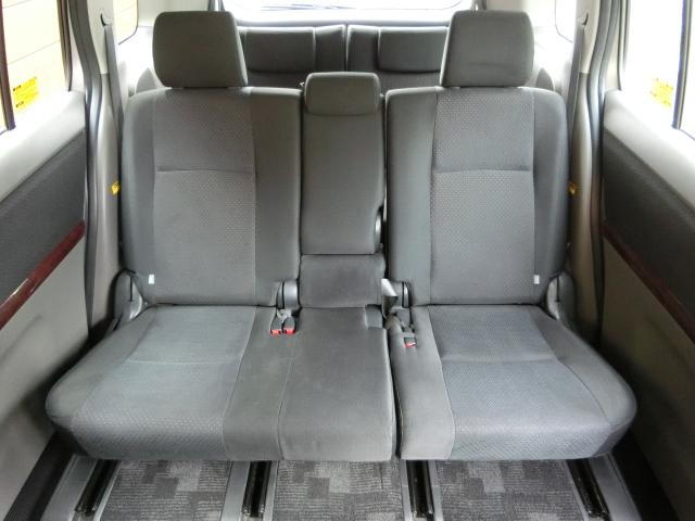 トヨタ アイシス プラタナ G-ED 両側電動スライド HDDナビ スマートキ