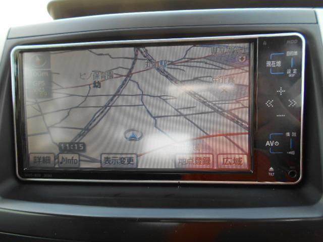 トヨタ ノア Si 8人乗り HDDナビ 電動スライドドア