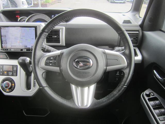 G SA スマートアシスト/カロ8インチメモリーナビ&フルセグ/両側パワースライド/LEDライト/スマートキー/CD&DVD/Bluetooth/USB/バックカメラ/ETC/エコアイドル/サイドSRS/禁煙車(5枚目)